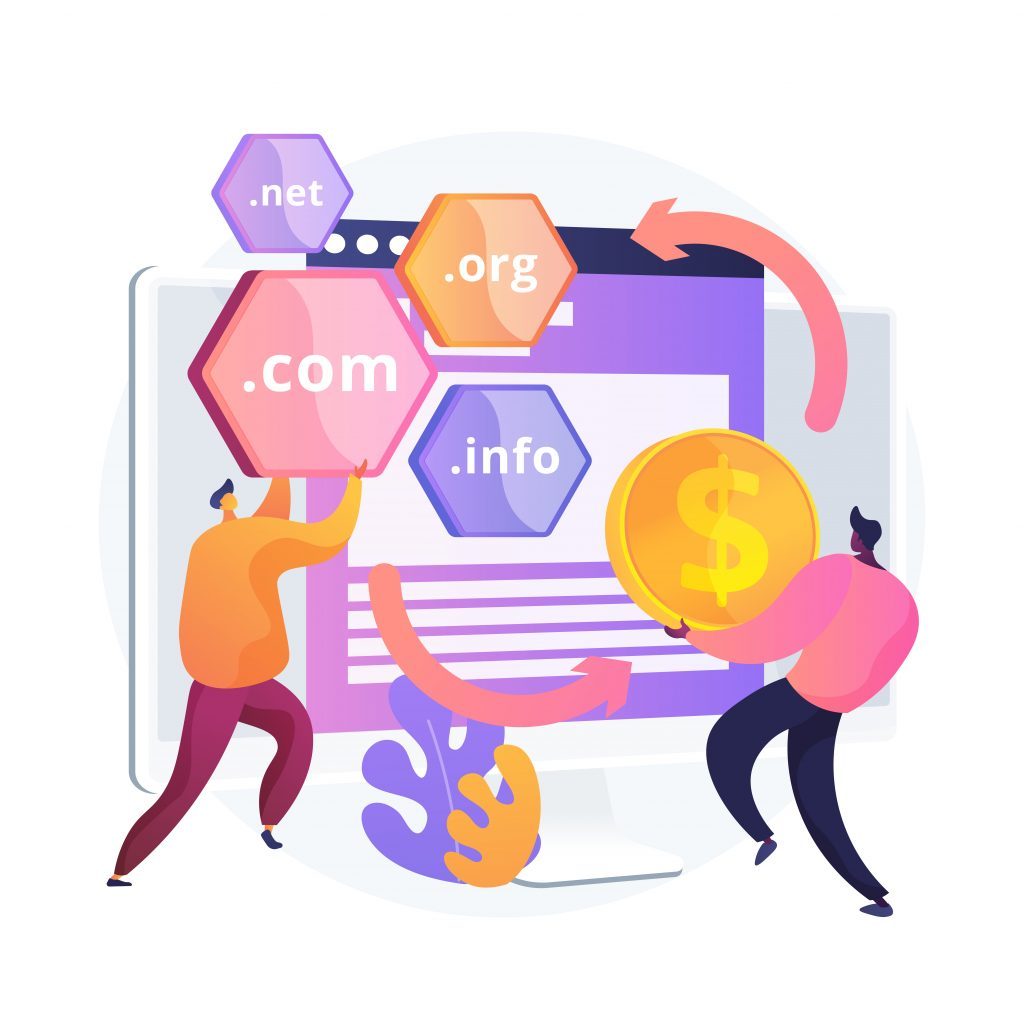 Best way to buy domain name